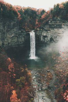 ikwt:  Upstate waterfalls (Jayson Cunha) |instagram