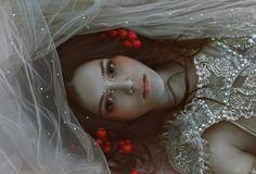 Uncertainty - model: Anna Maria Jarosik dress: Agnieszka Osipa