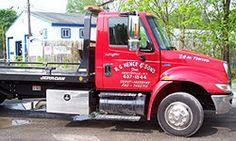 RG Hence & Sons Garage 315-637-1544 Sons, Garage, Trucks, Carport Garage, Truck, Garages, Boys, Children, Carriage House