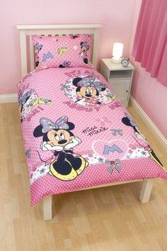 Disney Minnie egeres ágynemű garnitúra