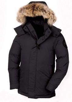 Canada Goose montebello parka replica cheap - CANADA GOOSE Mystique Parka. #canadagoose #cloth # | Canada Goose ...