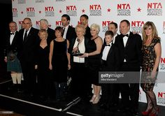 Cast of 'Benidorm' pose in the press room at the The National Television Awards at the Arena on January 2011 in London, England. Steve Pemberton, January 26, London England, Awards, It Cast, Poses, Room, Movie Posters, Collection