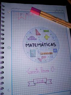 Lindo y simple Diy Notebook, Decorate Notebook, Classroom Board, Diy Back To School, School Notebooks, School Motivation, Lettering Tutorial, School Hacks, Study Notes