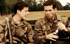 Eion Bailey, Band Of Brothers, Soldiers