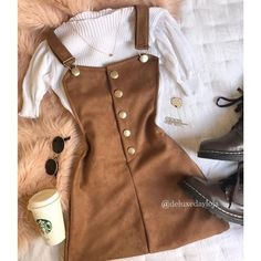 Best Cute Outfits For School Part 18 Cute Comfy Outfits, Cute Outfits For School, Cute Casual Outfits, Retro Outfits, Outfits For Teens, Stylish Outfits, Teen Fashion Outfits, Cute Fashion, Style Fashion