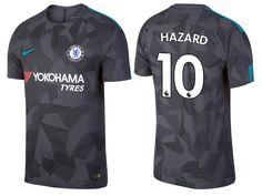 b33429c61 Chelsea FC 17-18 Season Third Shirt CFC 2017 Jersey Chelsea FC 17-18 Season  Third Shirt CFC 2017 Jersey