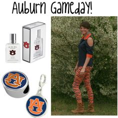 Auburn Gameday Visit www.University-fan-shop.com
