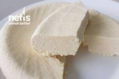 Evde Mayasız Beyaz Peynir Tarifi Good Food, Crochet Hats, Homemade, Crafts, Diy, Pasta, Aspirin, Yogurt, Knitting Hats