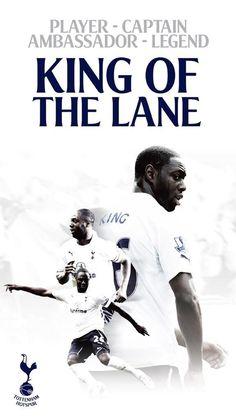 Tottenham Hotspur Football, London Pride, Spurs Fans, White Hart Lane, North London, Premier League, Bobs, English, King