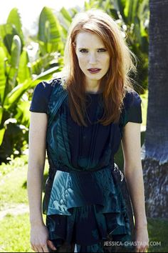 005 - Instyle (2010) - 006 - Jessica Chastain Network  
