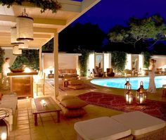 The Margi is a luxury boutique hotel located in Vouliagmeni, Athens Greece. The Margi boutique hotel is a heaven away from home for Athens accommodation. Outdoor Spaces, Outdoor Living, Outdoor Decor, Outdoor Seating, Boutiques, Greece Honeymoon, Greece Hotels, Hotel Pool, Pool Bar