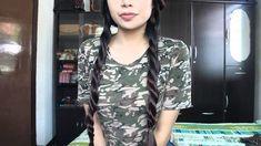 4 Cute Hairstyles For Beanies- Straight Hair Version Beanie Hairstyles, Cute Hairstyles For Medium Hair, Pretty Hairstyles, Medium Hair Styles, Straight Hairstyles, Long Hair Styles, Bad Hair Day, Beanies, Hair Pins