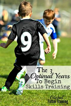 Developmentally speaking, kids ages 9-11 are considered middle childhood. This age group should begin to focus more on becoming a well-rounded athlete with improving personal habits, including physical fitness, nutritional choices, and rest. http://www.gftskills.org/?p=512