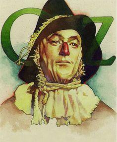 Wizard of Oz Characters #TheWizardofOz