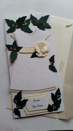 kartka dla dziewczynki na Chrzest  drumlaart.blogspot.com Gift Wrapping, Gifts, Gift Wrapping Paper, Presents, Gifs, Gift Packaging, Present Wrapping, Wrapping Gifts, Gift