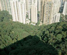 very tall buildings