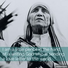 Famous Mother Teresa prayer - The Final Analysis prayer, more daily prayers and Mother Teresa quotes to inspire and uplift you. Mother Teresa Prayer, Mother Theresa Quotes, Marie Curie, Saint Teresa Of Calcutta, Sainte Therese, St Therese, Einstein, Catholic Quotes, Saint Quotes