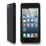 roocase ultra slim matte black ipod touch 5 gen 3
