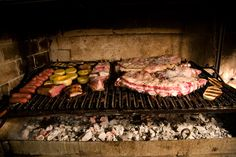 14 Food Reasons Argentines Are Better At Life - When it comes to grilling meat, no one does it like the Argentines. A traditional asado first starts with offal (like sweet breads) and morcilla (blood sausage). Next comes the choripan (which we just talked about). Lastly they serve the serious cuts of beef, like lomo or vacio. And this doesn't even include the salads. It's epic in the best of ways.