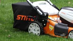Mow With Me | Stihl RMA 510 V Mowing Review Walk Behind Mower, Lawn Equipment, The St, Monster Trucks, News