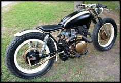 Custom Vintage Motorcycles - Norma Jean