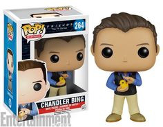 #ChandlerBing  #Friends ☕️ #FunkoPopComics