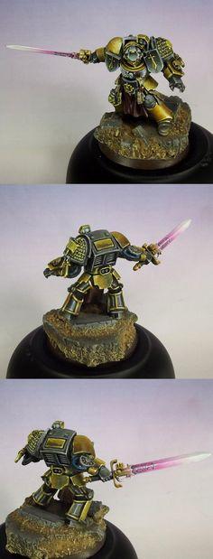 Inquisitor Lord Terminator