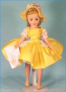 princess margaret rose doll   cissette hall of fame 22 circa 1959