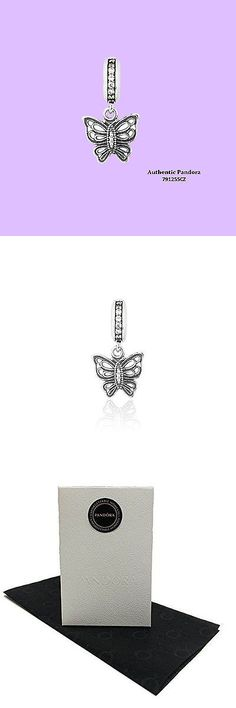 Charms and Charm Bracelets 140944: Pandora Love Takes Flight Dangle In Clear Cz W/925 Sterling Silver, 791255Cz -> BUY IT NOW ONLY: $42.5 on eBay!