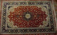 Persian carpet - handwoven in Iran