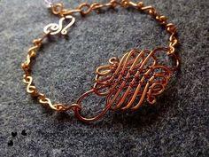 Hướng dẫn làm lắc tay - How to make handmade jewelry - bracelet - YouTube