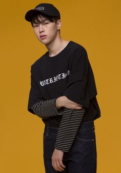 Kwon Hyun Bin for Our History Fall 2016 Lookbook