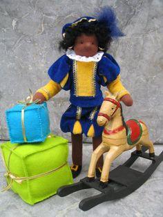 Zwarte Piet and gifts