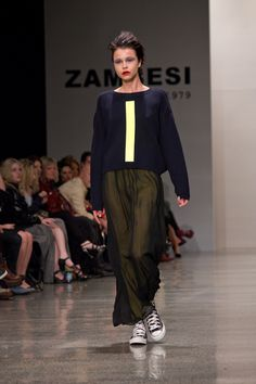 Zambesi...2012 collection. Neon, cable knit love.