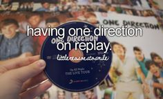 I have 1D on replay and they have Katy Perry on replay. <3