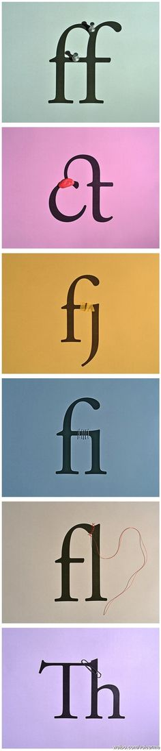 Ligature, David Schwen