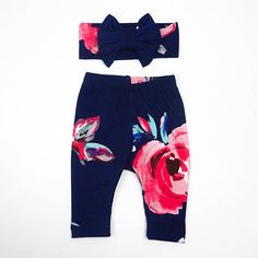 Ready to Ship Newborn Girl Coming Home Outfit Newborn