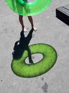 Transparent Shadow