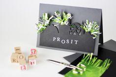 DIY Silvester Cards