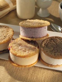 Seasonal Pack of Ice Cream Sandwiches  #Taiganholiday