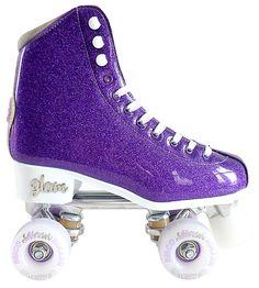 Purple Skates Roller Skate Shoes, Quad Roller Skates, Roller Derby, Roller Skating, Outdoor Roller Skates, Skater Girl Outfits, Skate Girl, Cute Shoes, High Top Sneakers