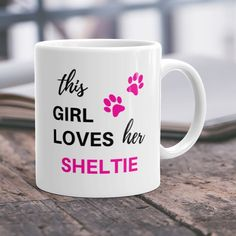 Sheltie Gift Sheltie Mug Shetland Sheepdog Sheltie Mom Funny Sheltie Cute Sheltie Sarcastic Sheltie Cup Sheltie Rescue Sheltie Lover by DesignNovelties on Etsy #shetlandsheepdogfunny #shetlandsheepdogcute