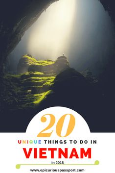 20 Unique things to do in Vietnam