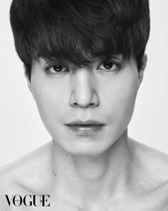 Actually, Finally, Seriously…Lee Dong Wook Talks To March Vogue | Couch Kimchi