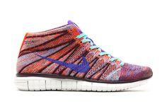 Image of Nike 2014 Fall Free Flyknit Chukka
