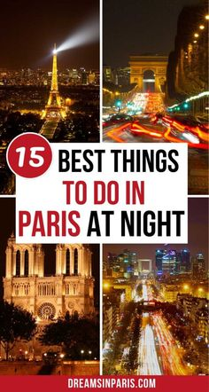 Looking for ways to spend your night in Paris? Here are the best things to do in Paris at night for an amazing time.  What to do in Paris at night  Paris at night Eiffel tower  streets of Paris at night  Romantic things to do in Paris at night  Paris night life  nightlife in Paris  Paris nightlife lights  things to do at night in Paris  night activities in Paris  best places to visit in Paris at night  tips for visiting Paris at night  Things to do in Paris in the evening Paris Tips, Paris Travel Tips, Romantic Things To Do, Free Things To Do, Seine River Cruise, Paris Bucket List, Paris Night, Day Trip From Paris, Christmas In Paris