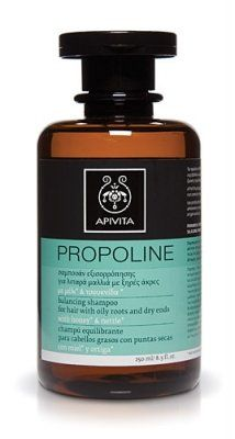Apivita Propoline Balancing Shampoo for Hair with Oily Roots and Dry Ends e90f198880e84