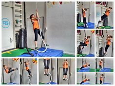 Learn how to climb a rope with these exercises and tips!