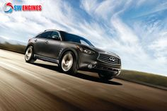 #SWEngines The Infiniti FX is a mid-size luxury crossover SUV produced by the Nissan-owned Infiniti luxury vehicle brand since the 2003 model year.