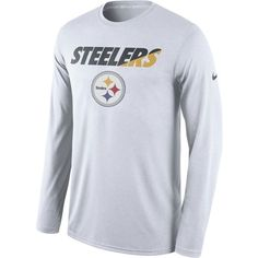 Nike Men s Long-Sleeve Indianapolis Colts Legend Staff Practice T-Shirt Men  - Sports Fan Shop By Lids - Macy s. Pittsburgh Steelers c59c0040a